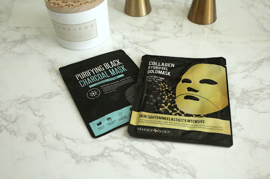 Echanning: New Skincare Sheet Masks 2018