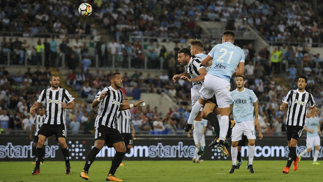 Drama di Olimpico: Lazio Kalahkan Juventus 3-2 Lewat Gol di Masa Injury Time