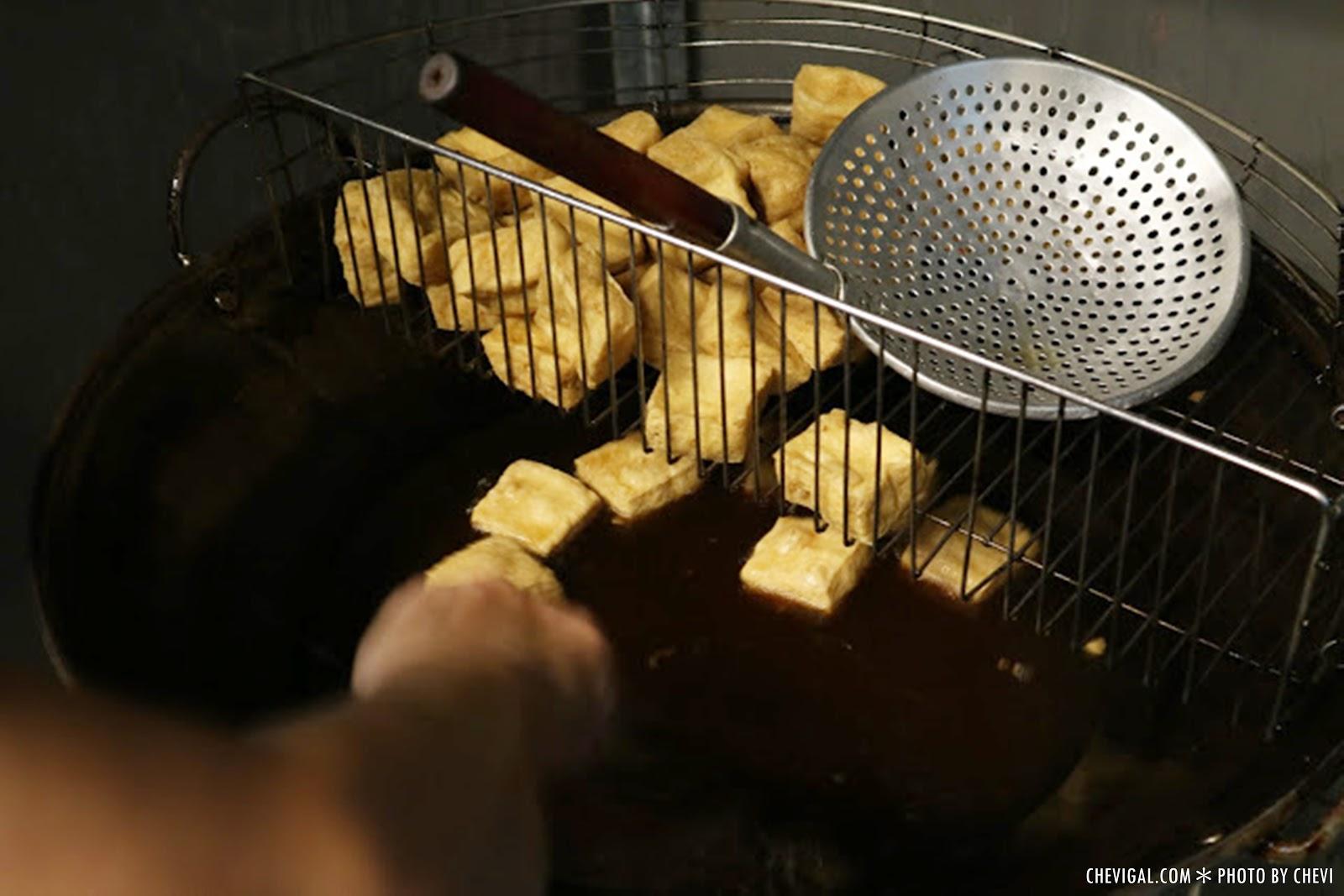 IMG 0646 - 台中烏日│正老牌太祖魷魚羹。隱藏多時的在地美味。臭豆腐終於強勢回歸啦!