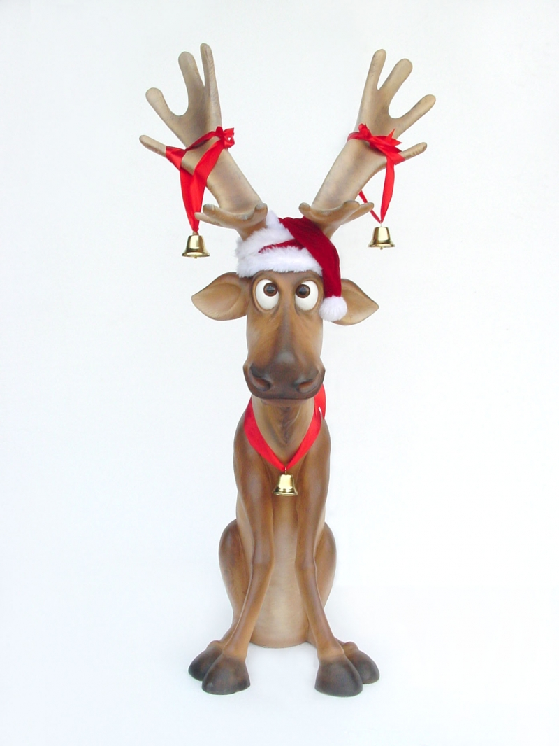 Of course, there is Comet, Cupid, Donner and Blitzen…