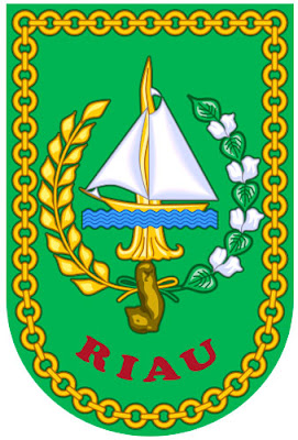 Gambar Lambang Provinsi Riau
