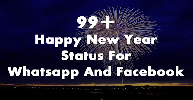 Happy New Year Status With Photos