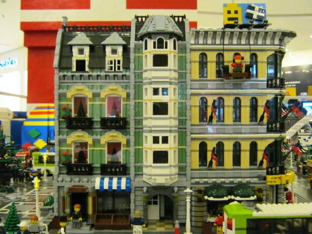 MyDiaryMyBlog: Legoland Malaysia Exhibition, Bangsar ...