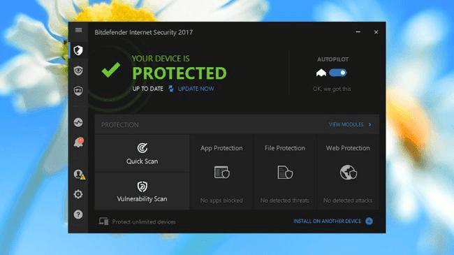 software antivirus teraman