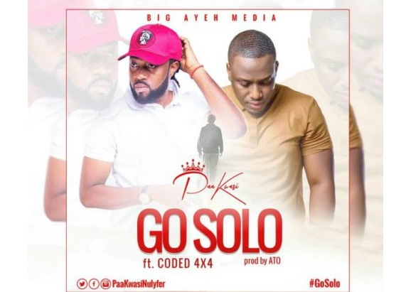 Paa Kwasi ft. Coded (4×4) – Go Solo (Mp3 Download)