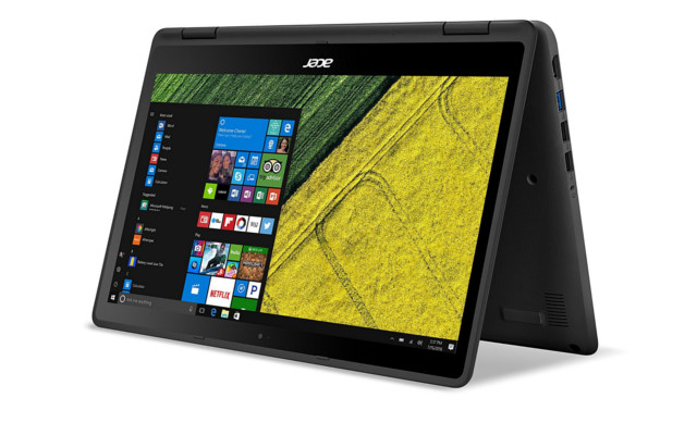 review Acer Spin 5 SP513-51-55ZR