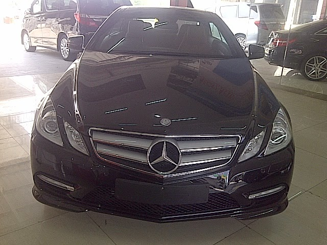 Mercedes For Sale >> For Sale Mercedes Benz Coupe E250 Jakarta Lapak Mobil