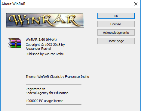 Download WinRAR 5.6 Full Version
