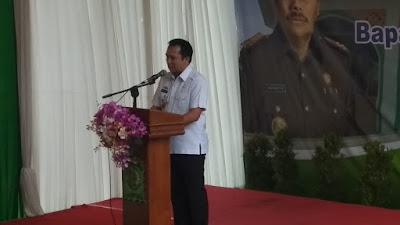 Gubernur Ridho: Anak Lampung Harus Menjadi Tuan Rumah di Tanahnya Sendiri