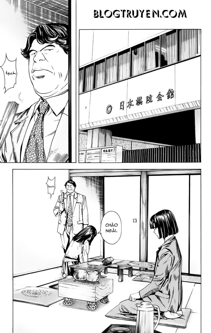 Hikaru No Go hikaru no go chap 143 trang 10