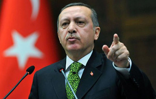 Ο Ερντογάν έτοιμος για την πολιορκία της Κωνσταντινούπολης!