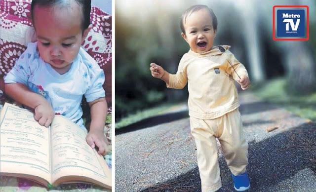 Budak Usia 2 Tahun Ini Sudah Hafal 42 Surah. Kita Bagaimana ?