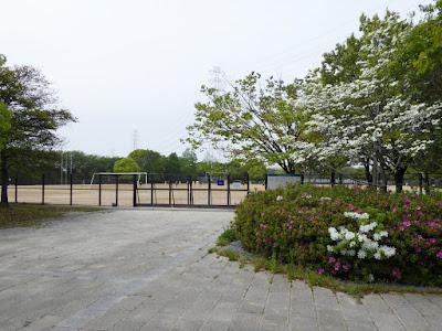 深北緑地公園 球技広場