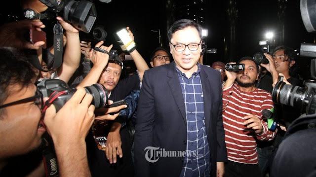 Direktur Lippo Group Billy Sindoro Mengaku Tak Pernah Beri Uang terkait Fee Perizinan Meikarta