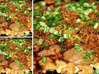 Resep Omelet Tahu Spesial