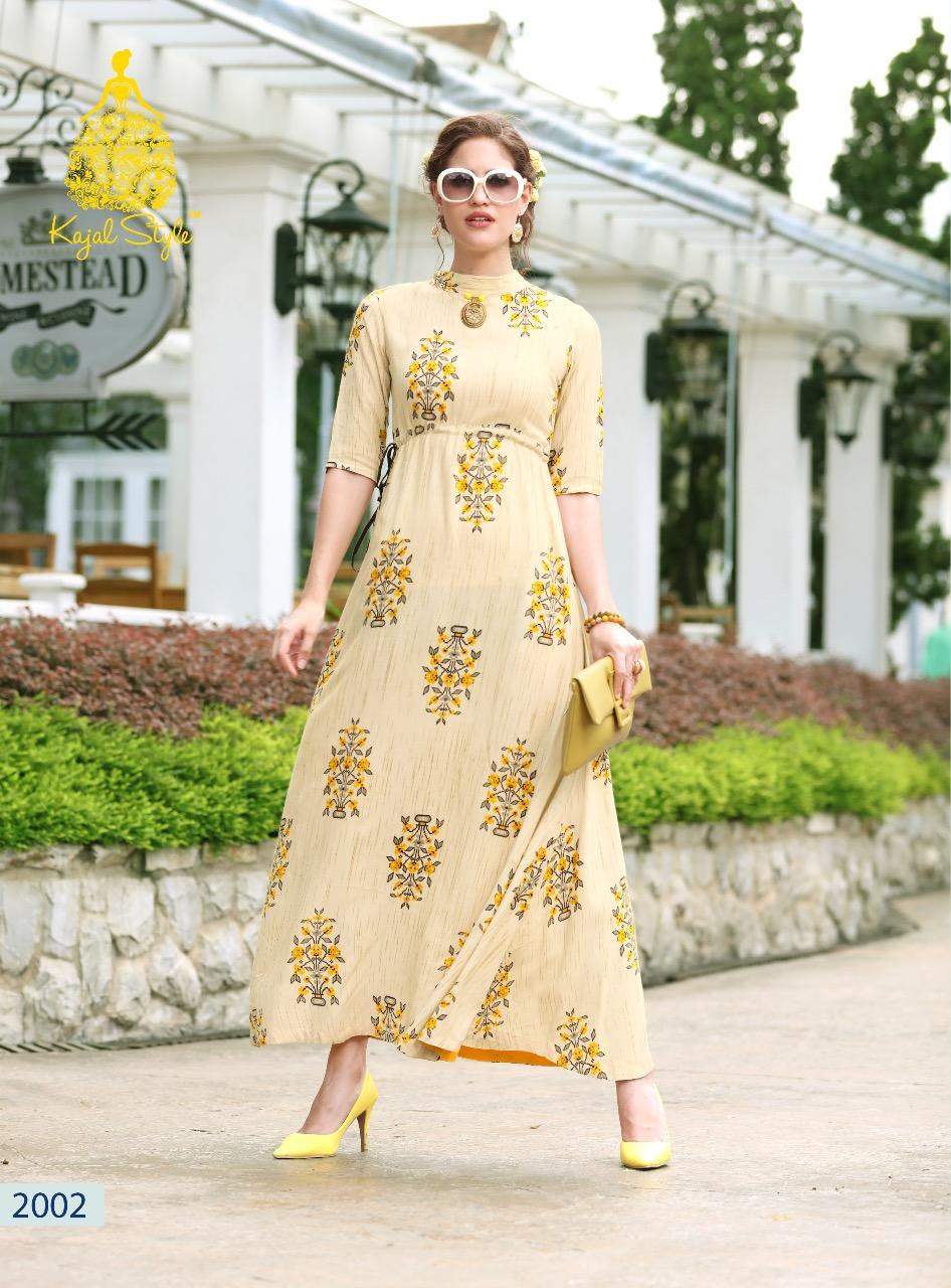 F FEMINA vol-2-New Arrival Designer Rayon Cotton Kurti