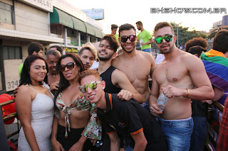 IMG 0079 - 13ª Parada do Orgulho LGBT Contagem reuniu milhares de pessoas