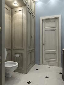 Darya Girina Interior Design Interiors At Private House