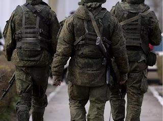Tentara Rusia Tewaskan Delapan Rekannya
