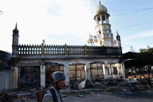 Muslim Myanmar Minta Delapan Masjid di Mandalay Dibuka
