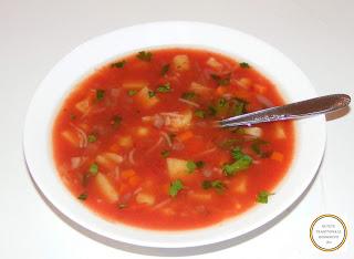 Supa de rosii de post retete culinare,