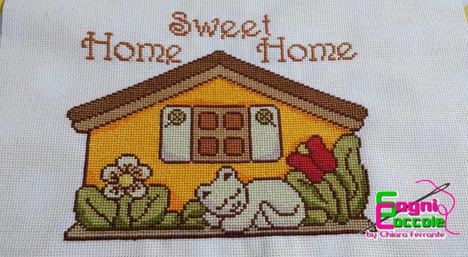 Casetta Home Sweet Home Simil Thun