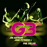 Alex J  Cavanaugh: G3 Concert Review, Cloverfield Paradox Review