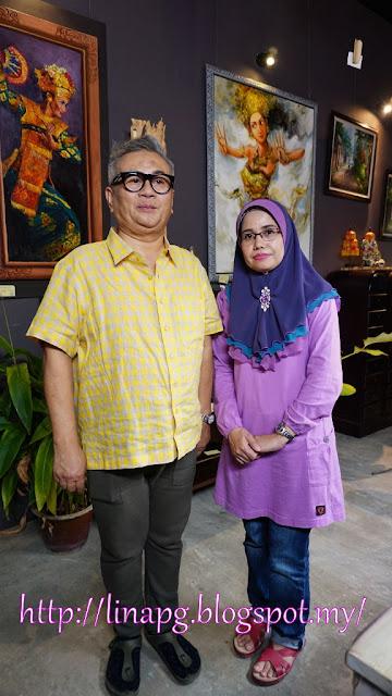 Bersama Dato' Chef Ismail Ahmad