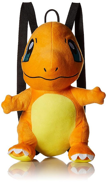 Charmander Plush Backpack