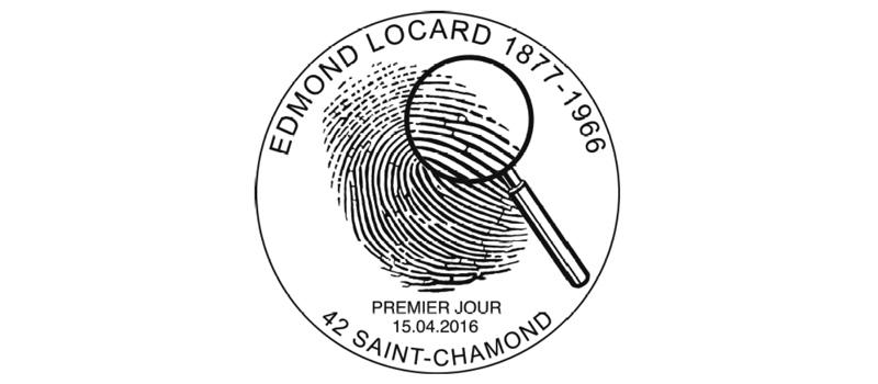 COLLECTORZPEDIA: France 2016Edmond Locard