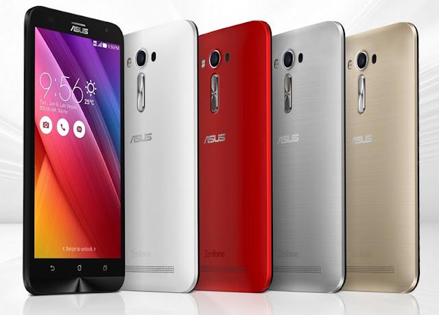 Daftar Harga dan Spesifikasi HP Asus Zenfone Terbaru Agustus 2016