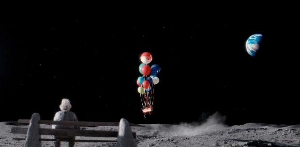 Green Pear Diaries, spots publicitarios, navidad, christmas, 2015, John Lewis, The Man on the Moon