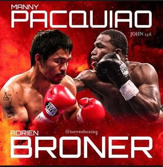 Manny Pacquiao vs. Adrien Broner targeted for January