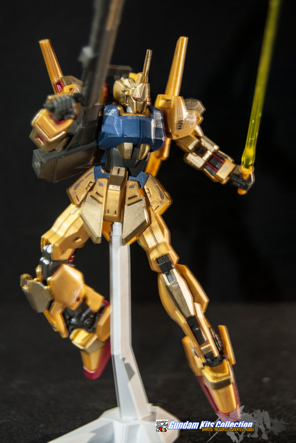Painted Build: HGUC 1/144 Hyaku Shiki REVIVE + RG Decals