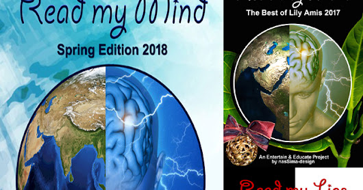 Read My Mind spring issue 2018 is online!