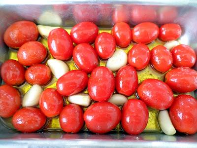tomate confitado receita