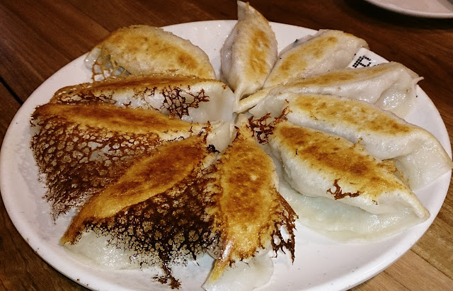 Baowie, dumpling, Forest Hill Chase, pot stickers