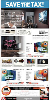Visions electronics flyer valid July 21 - July 27, 2017