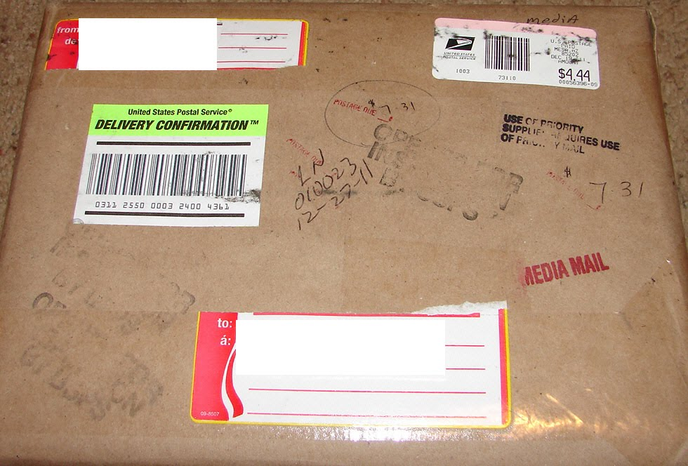 USPS Media Mail Regulations - Comics General - CGC Comic ...