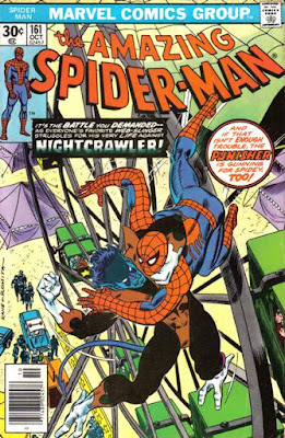 Amazing Spider-Man #161, Nightcrawler