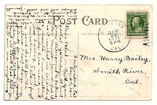 postcard digital image vintage