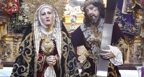 Afligidos de Cádiz se suma a las salidas extraordinarias de 2019