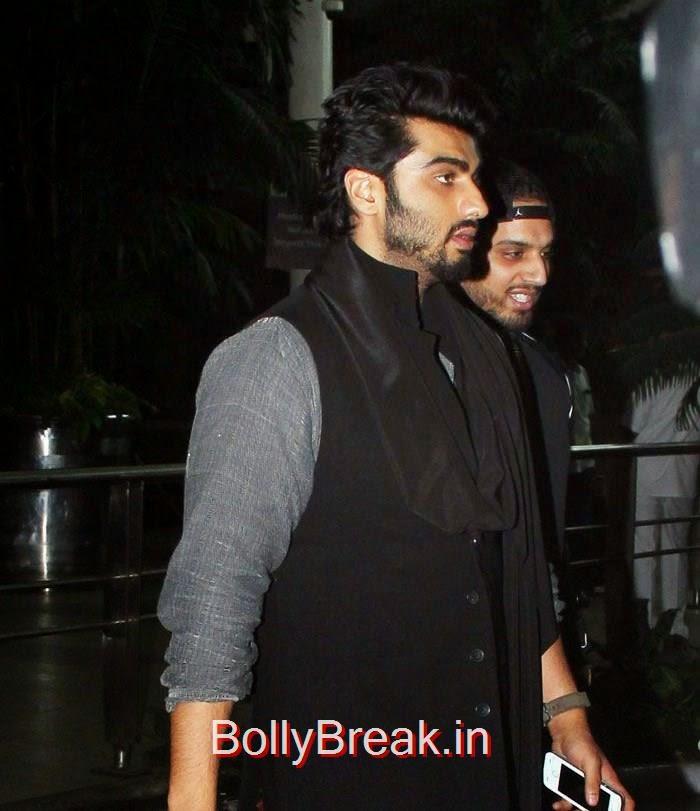Sonakshi Sinha & Arjun Kapoor Snapped