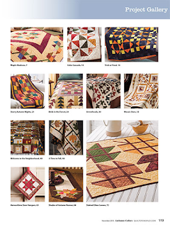23 Plus Quilt patterns for Autumn