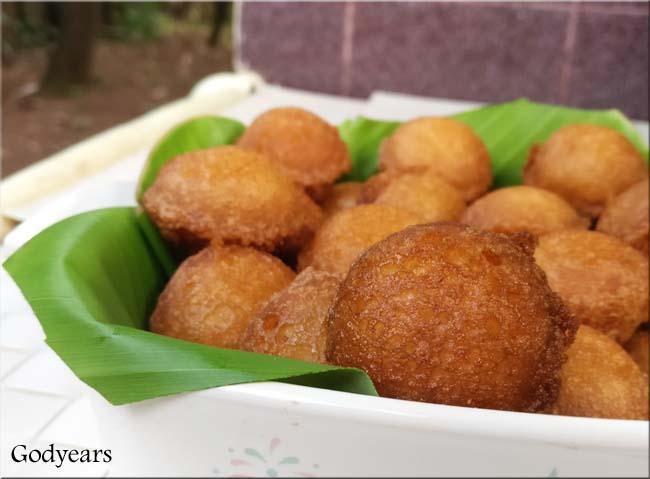 Tender Coconut Unniappam Neyyappam
