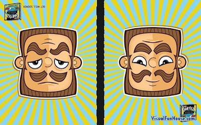 hasil seni kreatif bak perumpaman talam dua muka
