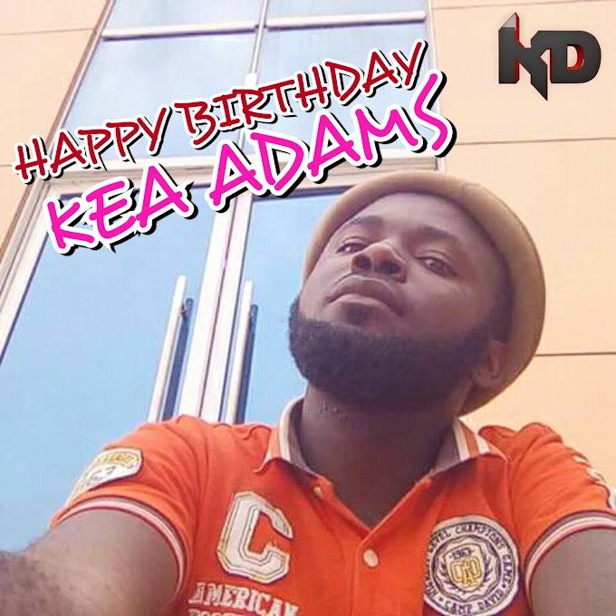 Event: Happy Birthday To KEA ADAMS   @IamKeaadamsNg
