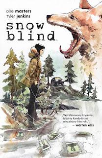 Snow Blind okładka