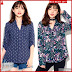 JDB149 FASHION Plain Express Print Atasan BMG