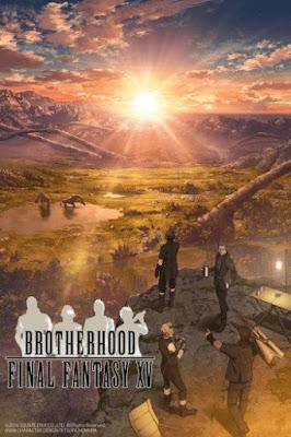 تحميل ومشاهدة جميع حلقات انمي Brotherhood: Final Fantasy XV مترجم عدة روابط